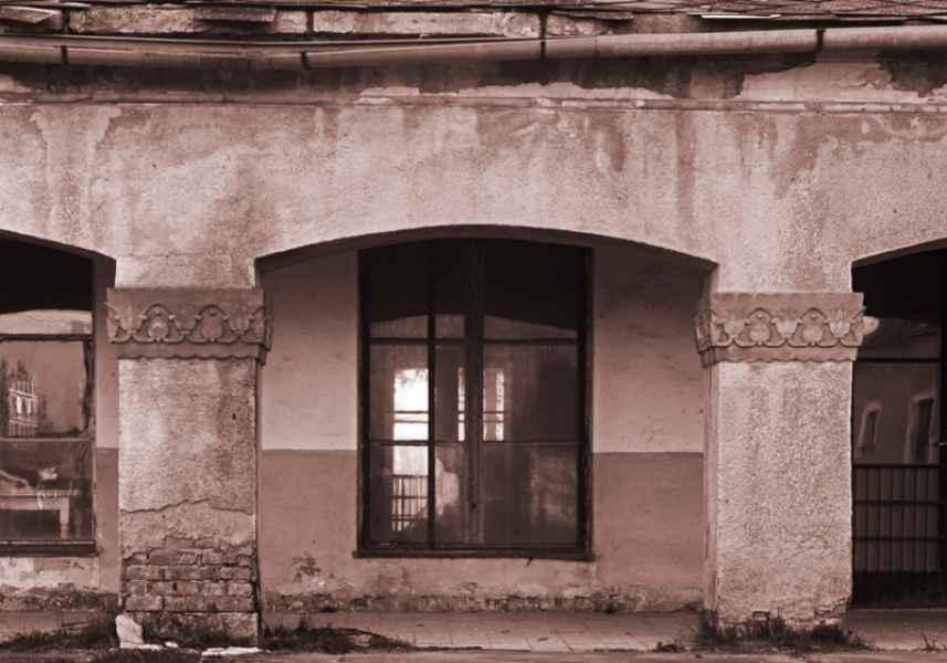 Épületek, építmények és romok Hortobágyon 14. 2008.