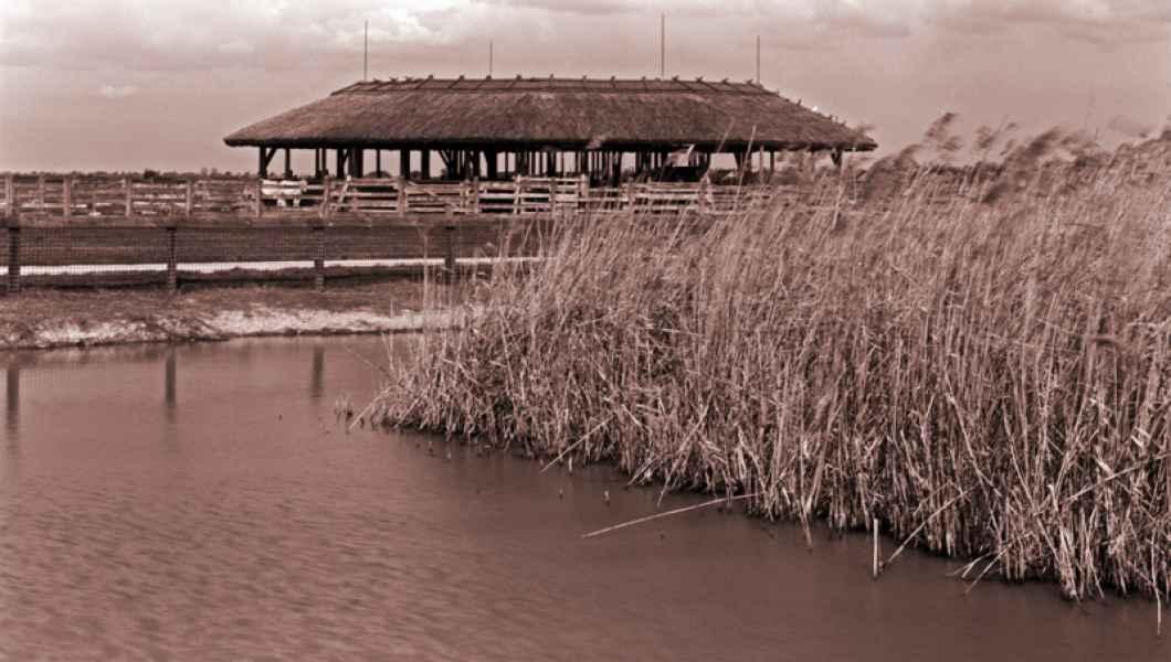 Épületek, építmények és romok Hortobágyon 17. 2008.