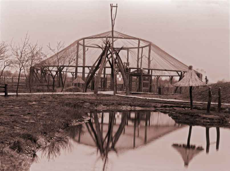 Épületek, építmények és romok Hortobágyon 29. 2008.