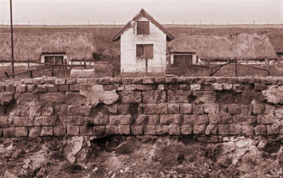 Épületek, építmények és romok Hortobágyon 31. 2008.