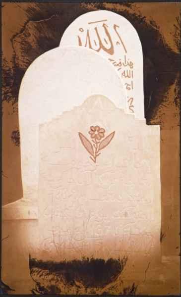 Marokkói sírok 1. 1985.