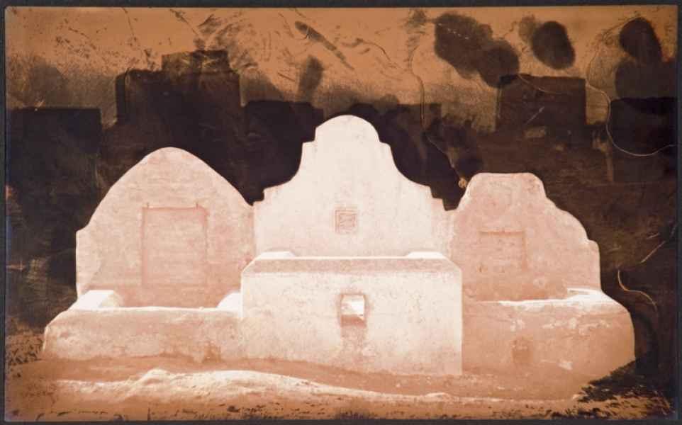 Marokkói sírok 2. 1985.