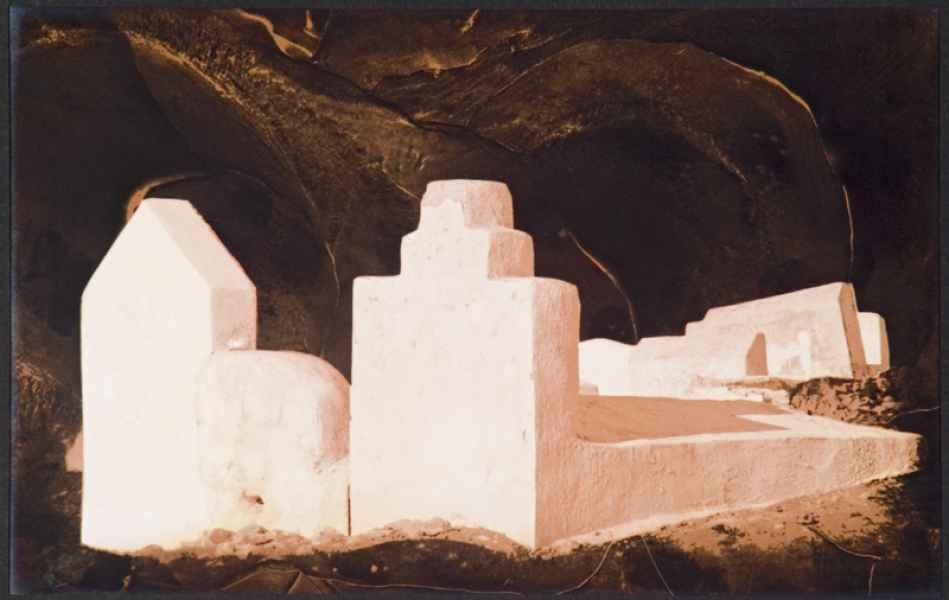 Marokkói sírok 4. 1985.