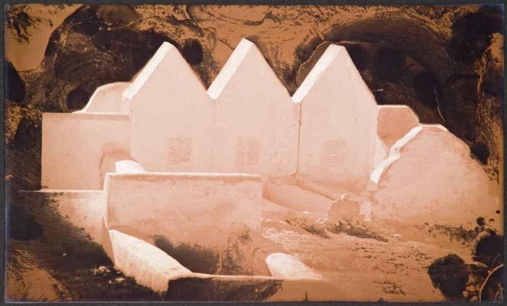 Marokkói sírok 11. 1985.