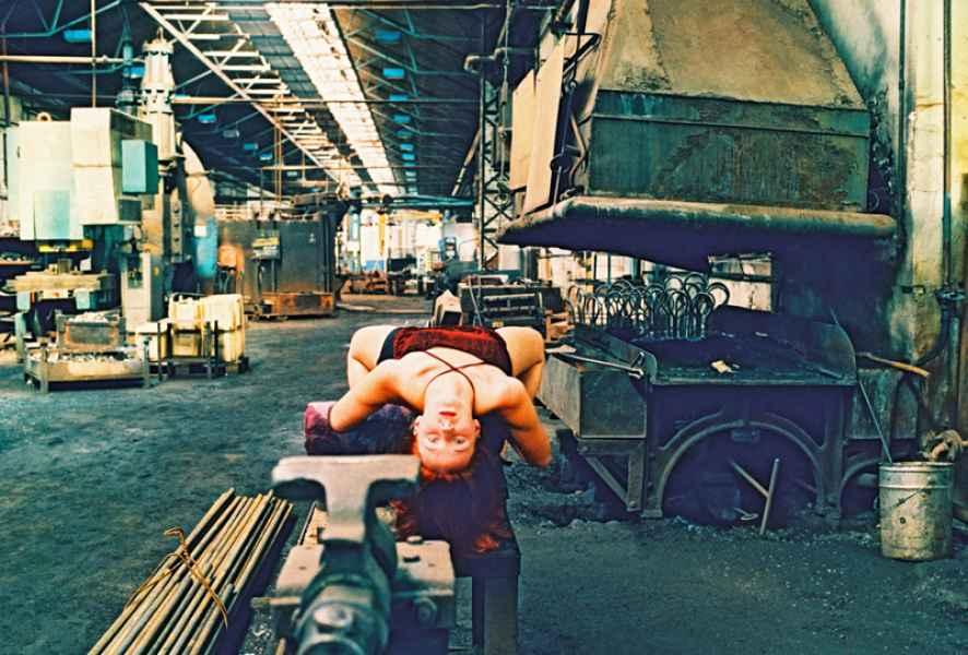 Ipari környezet 15. 2001.