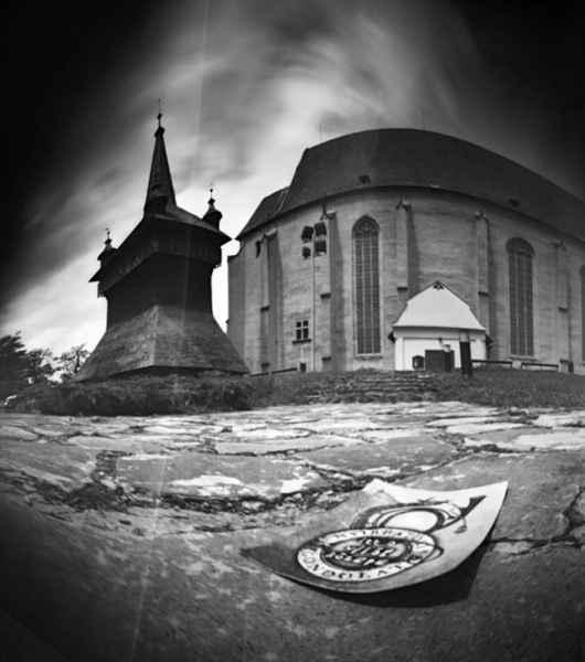 Nyírbátori református templom 2009.